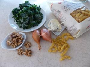 One pan pasta Gorgonzola P1030552
