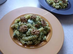 One pan pasta Gorgonzola P1030561