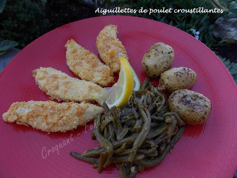 Aiguillettes de poulet croustillantes DSCN6012