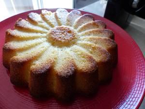 Gâteau semoule et deux citrons P1040664