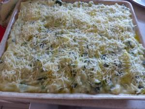 Gratin courgettes-pommes de terre-ricotta P1040613