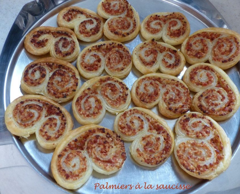 Palmiers à la saucisse P1050755
