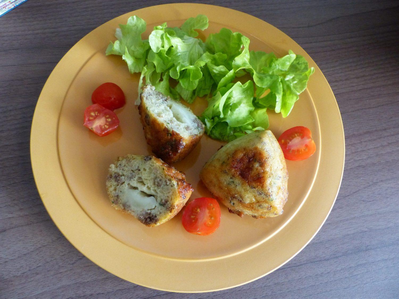 Saphirs à la viande hachée P1050620