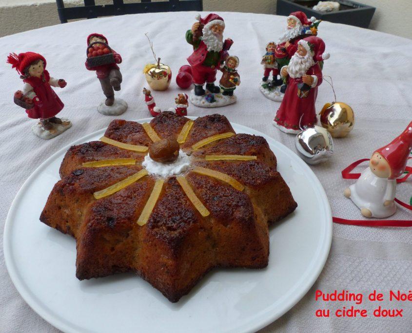 Pudding de Noël au cidre doux P1070255 R