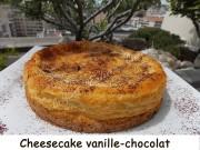 Cheesecake vanille-chocolat Index DSCN8057