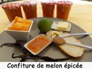 Confiture de melon épicée Index DSCN9695