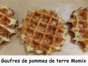Gaufres de pommes de terre Momix Index DSCN1940