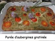 Gratin d'aubergines Index DSCN8070