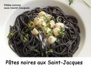Pâtes noires aux Saint-Jacques Index DSCN2245