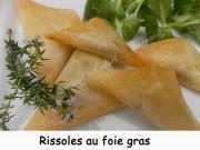 Rissoles au foie gras Index DSCN7835
