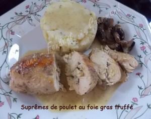 Suprêmes de poulet au foie gras truffé DSCN1604_31228