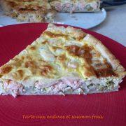 Tarte aux endives et saumon frais P1080252 R