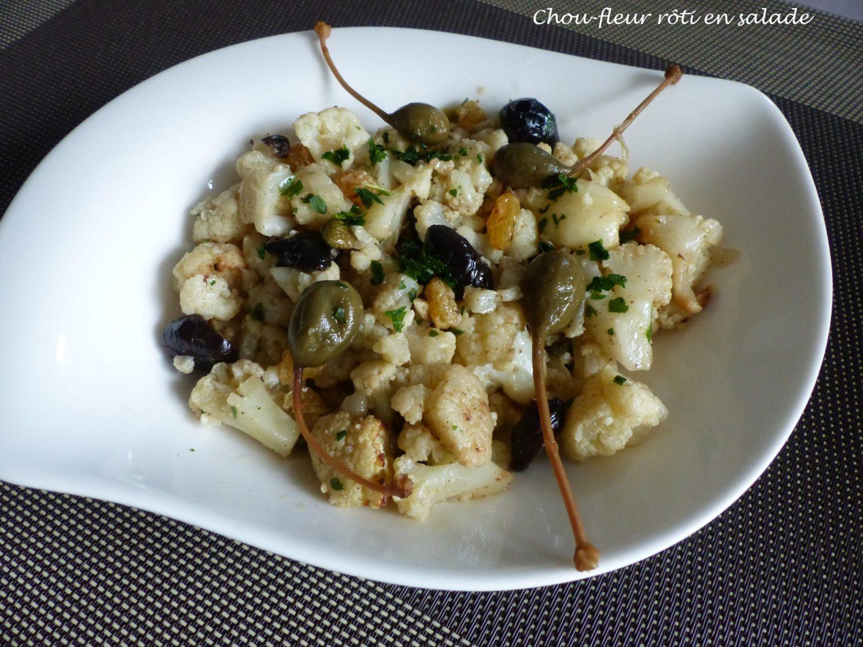 Chou-fleur rôti en salade P1070837 R