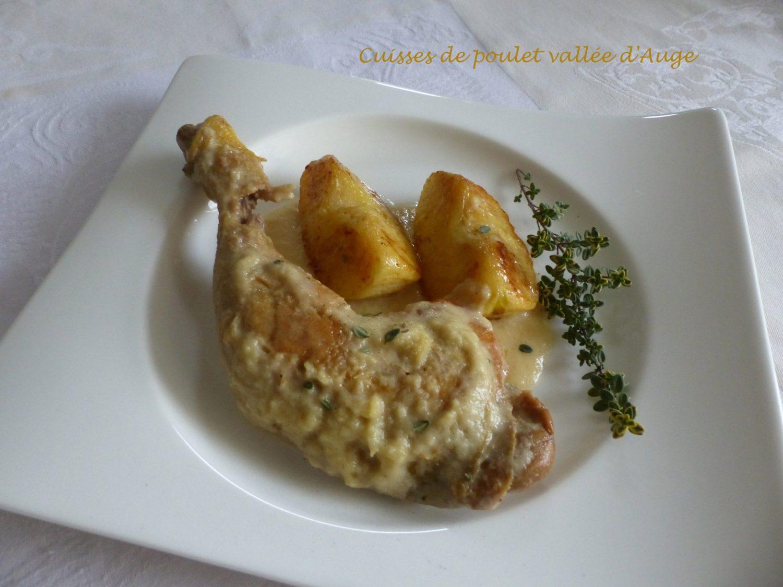 Cuisses de poulet vallée d'Auge P1080349 R