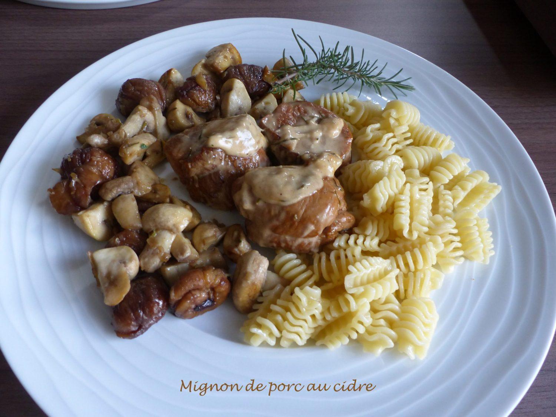 Mignon de porc au cidre P1080021 R
