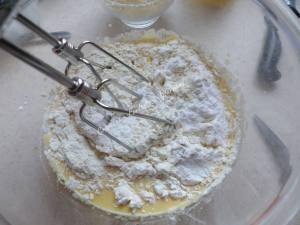 Cake aux petits pois P1020174
