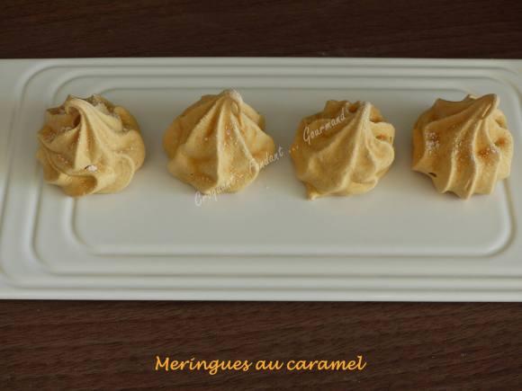 Meringues au caramel P1020152