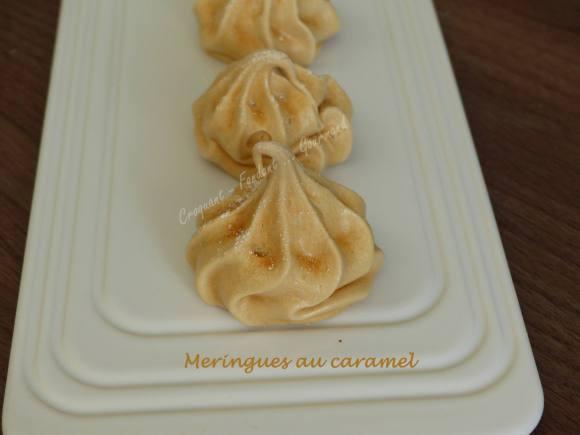 Meringues au caramel P1020154