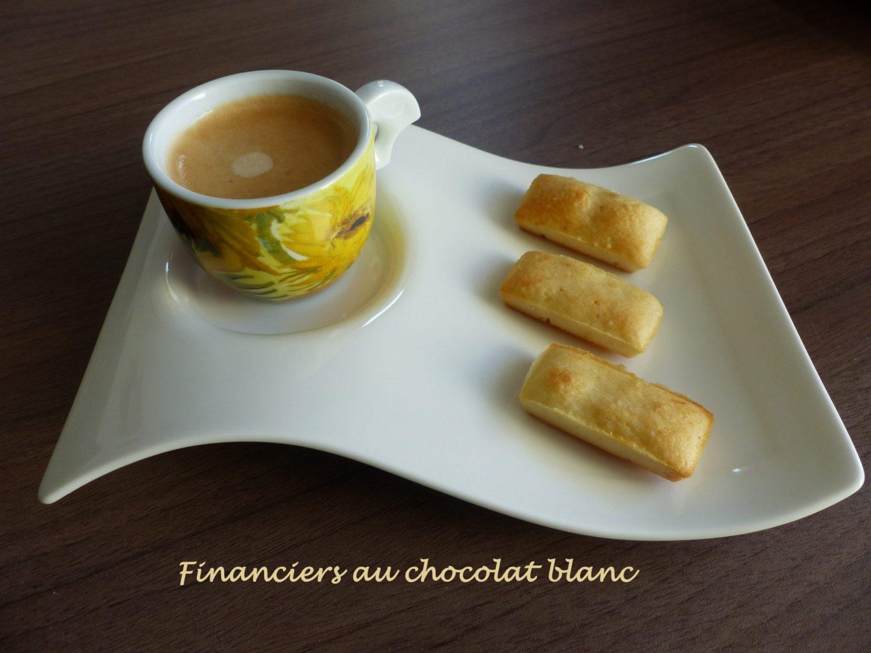 Financiers au chocolat blanc P1090242 R