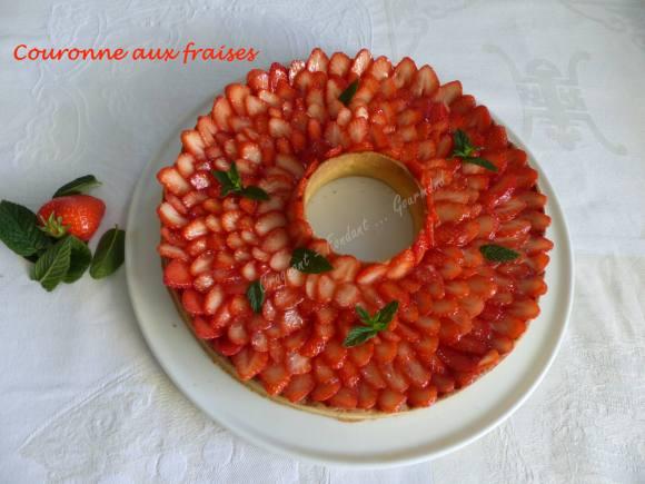 Couronne aux fraises P1030771