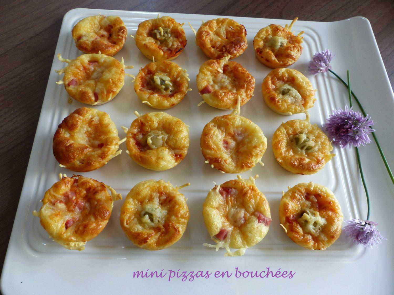 mini pizzas en bouchées P1110063 R