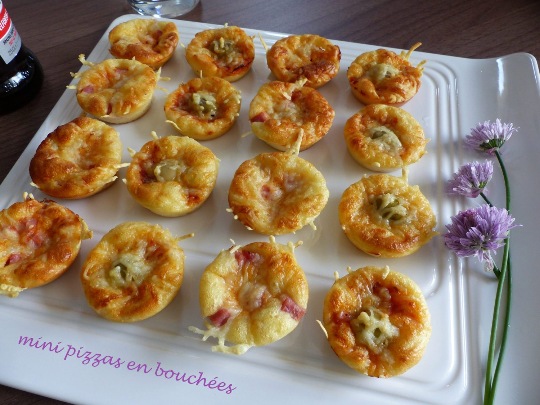 mini pizzas en bouchées P1110069 R