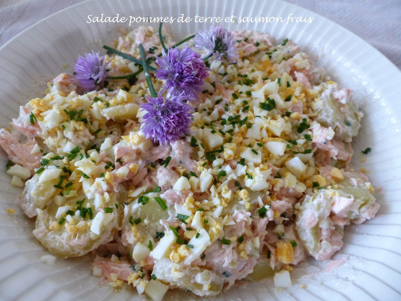 Salade pommes de terre et saumon frais P1100858 R