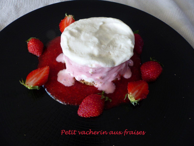 Petit vacherin aux fraises P1110833 R