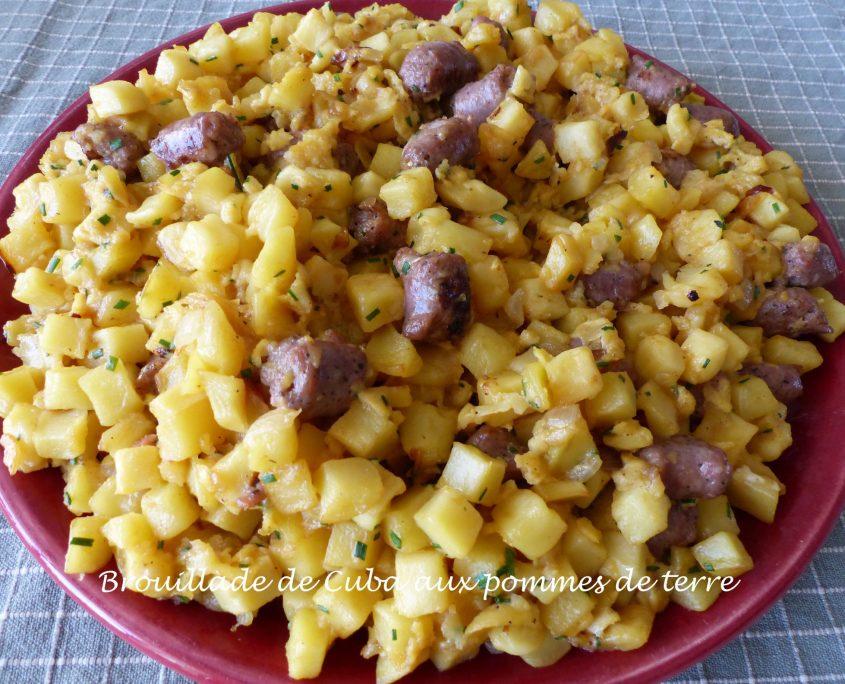 Brouillade de Cuba aux pommes de terre P1120768 R
