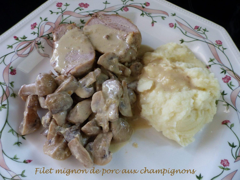 Filet mignon de porc aux champignons P1120597 R