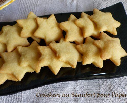 Crackers au Beaufort pour l'apéro P1130595 R