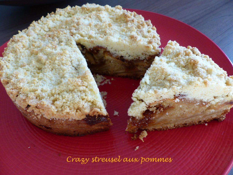 Crazy streusel aux pommes P1130858 R