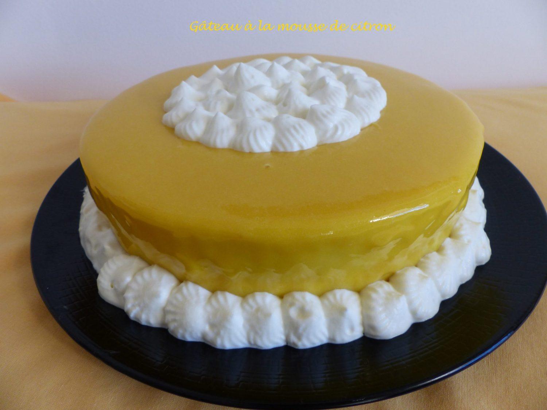 Gâteau à la mousse de citron P1060915 R