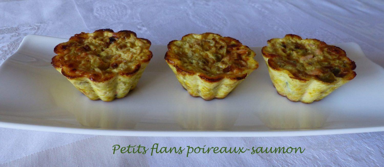 Petits flans poireaux-saumon P1060925 R