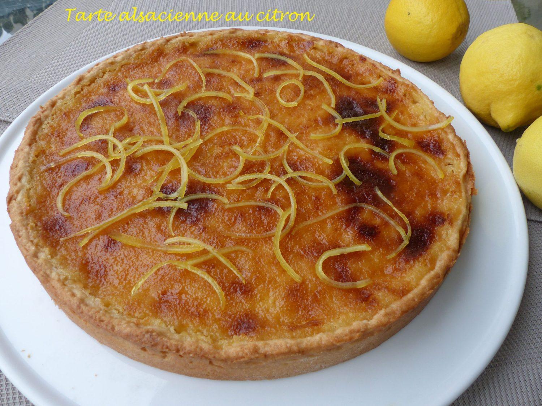 Tarte alsacienne au citron P1140173 R