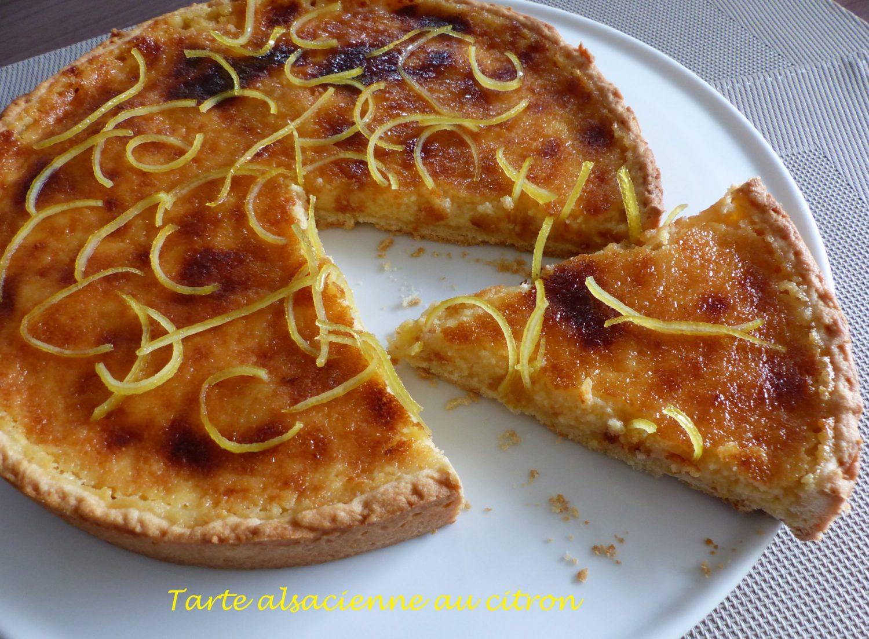 Tarte alsacienne au citron P1140182 R