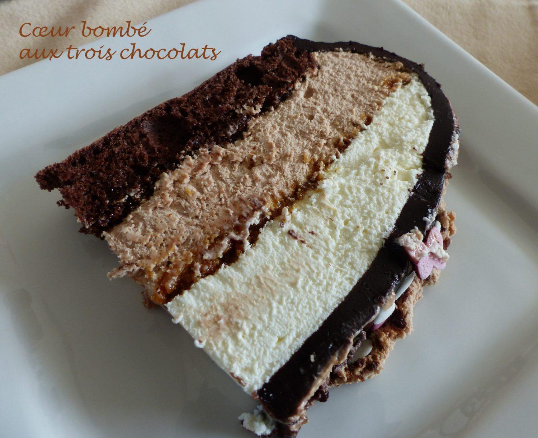 Cœur bombé aux trois chocolats P1090403 R