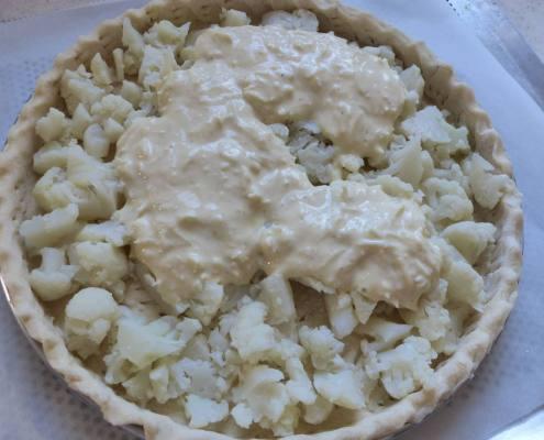 Tarte chou-fleur aux 3 fromages P1150907