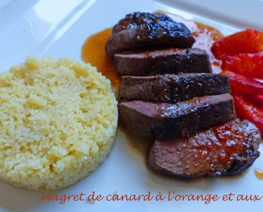 Magret de canard à l'orange et aux épices P1160371 R