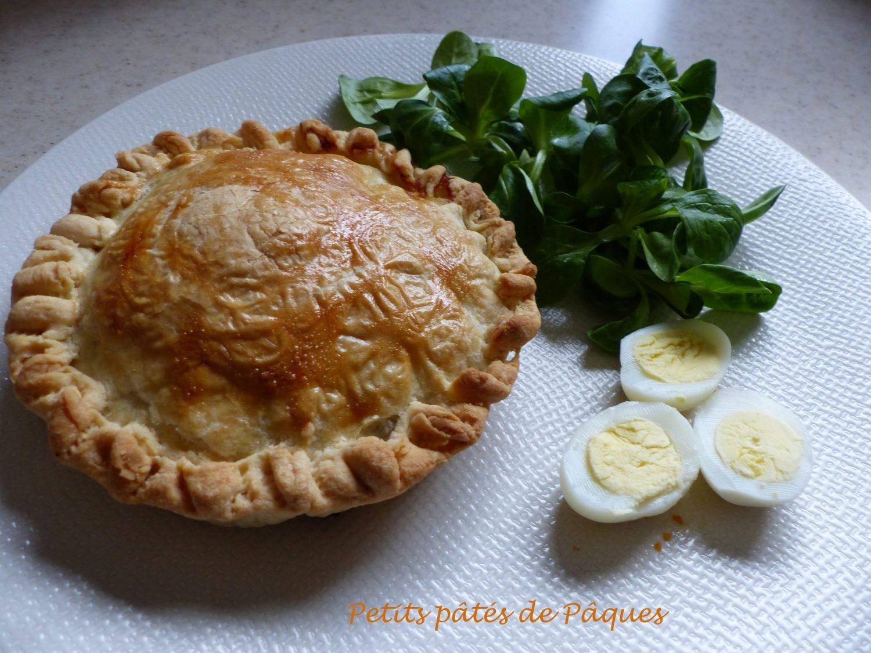 Petits pâtés de Pâques P1090873 R