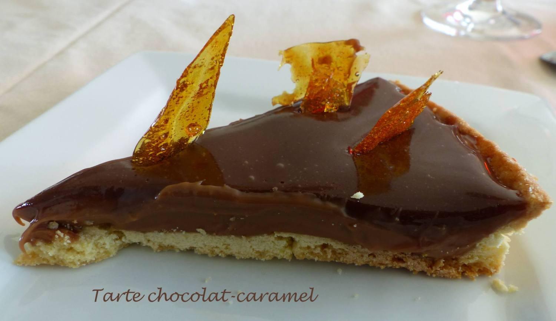 Tarte chocolat-caramel P1160496 R