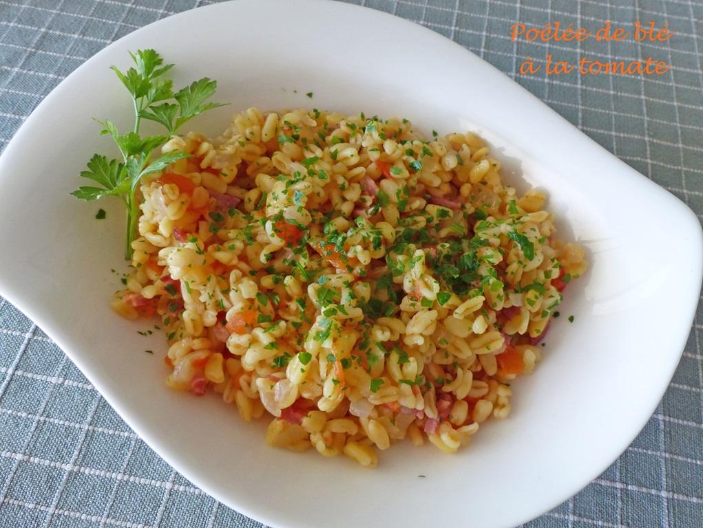 Poêlée de blé à la tomate P1120652 R (Copy)
