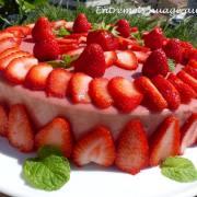 Entremets nuage aux fraises P1180053 R