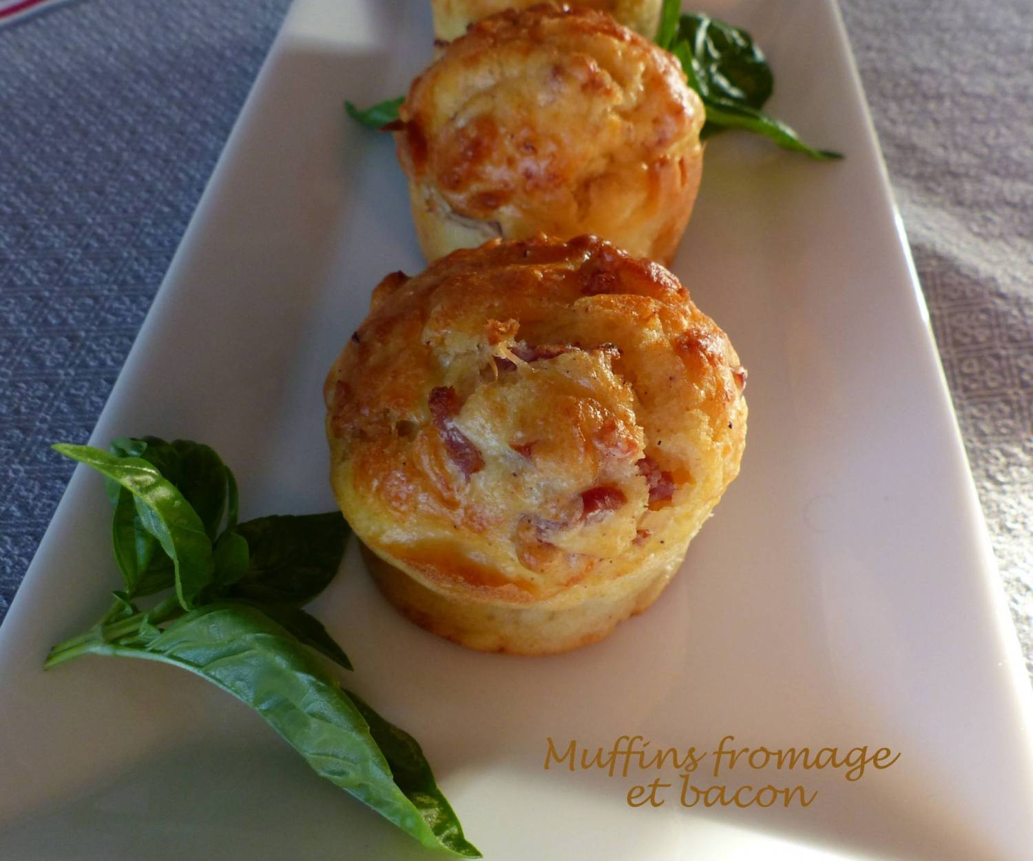 Muffins fromage et bacon P1180642 R