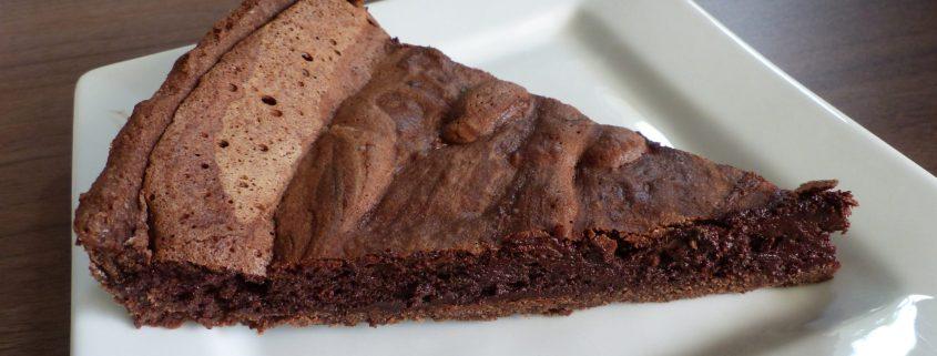Tarte mousse au chocolat P1120267 R