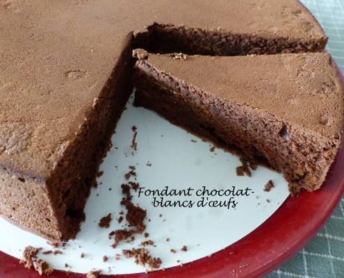 Fondant chocolat-blancs d'œufs P1180899 R