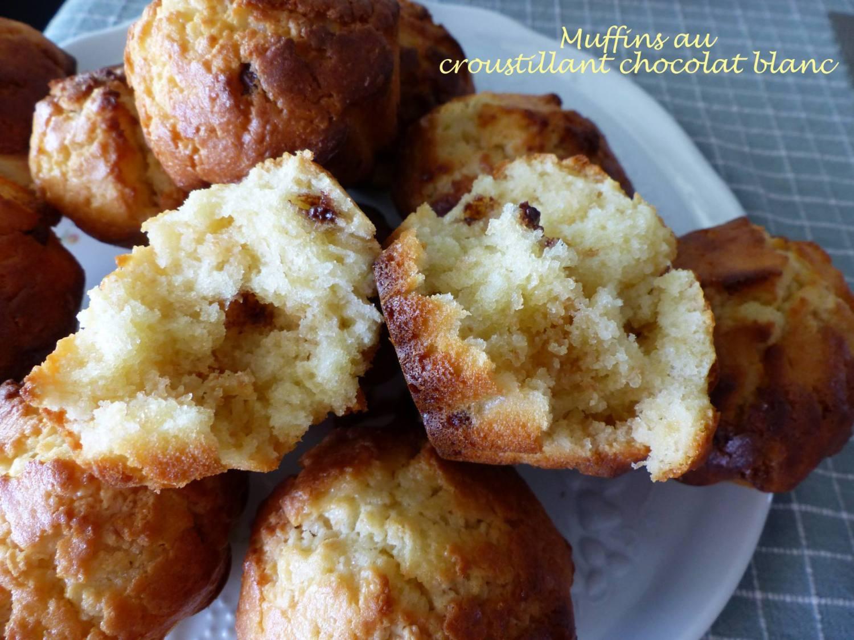 Muffins au croustillant chocolat blanc P1190039 R