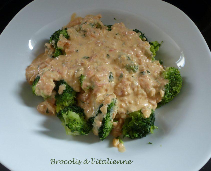 Brocolis à l'italienne P1130092 R