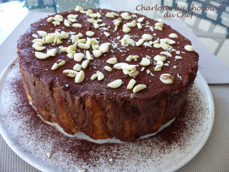 Charlotte au chocolat du Chef P1190592 R