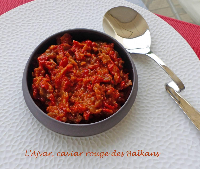 L'Ajvar, caviar rouge des Balkans P1190384 R